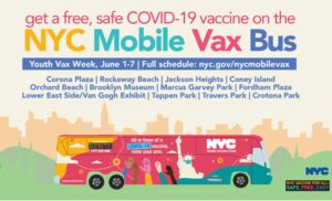 NYC Mobile Vax Bus